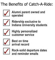 only catch a ride